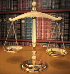 Scales of justice: Ohle & Ohle Law